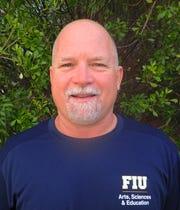 FIU researcher Tom Frankovich