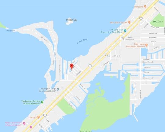 Pirates Cove, Key Largo