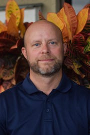 Wes Samons is a mental health therapist with Suncoast Mental Health. He recently joined the board of directors of the Florida Arts & Dance Co., Stuart.