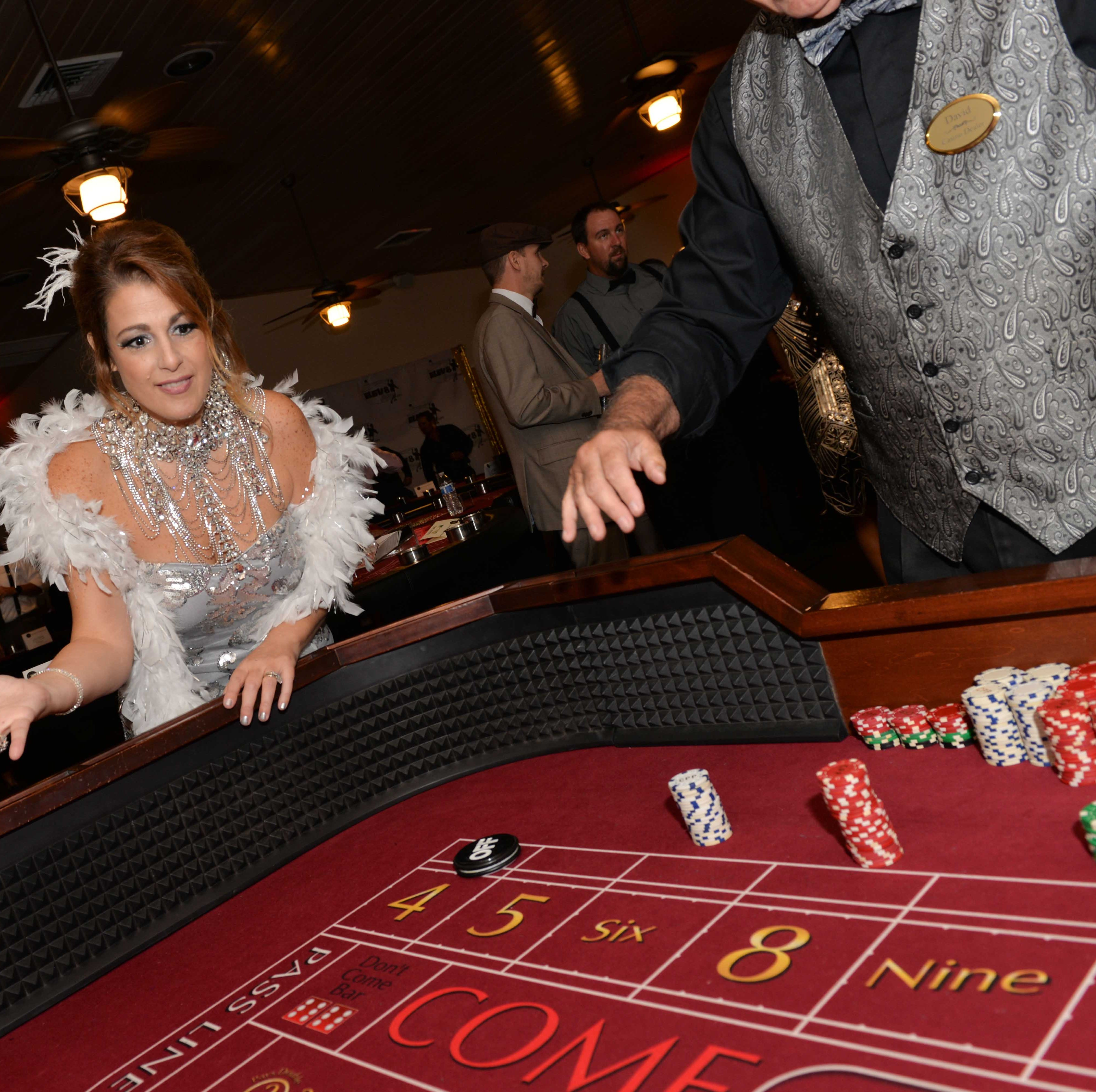 Roaring '20s Casino Night raises $75,000 for Elev8Hope
