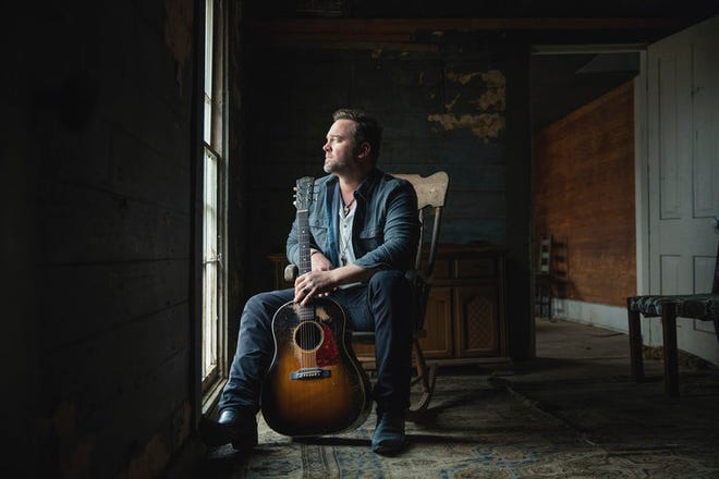 Country singer Lee Brice will headline the Way Out West Country Music Festival on Saturday.