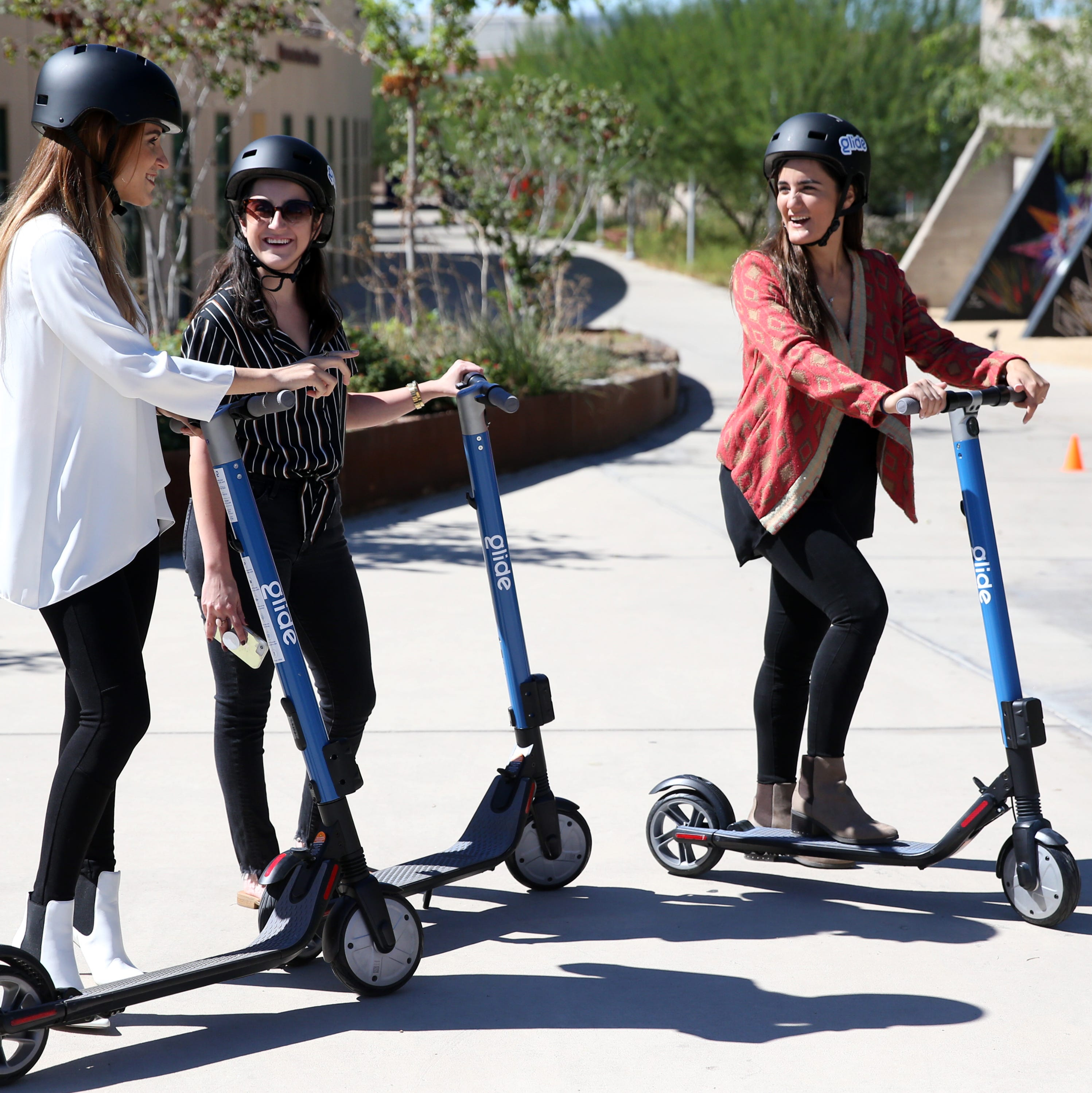 El Paso's first electric scooter rental service launching as scooter craze rolls across US