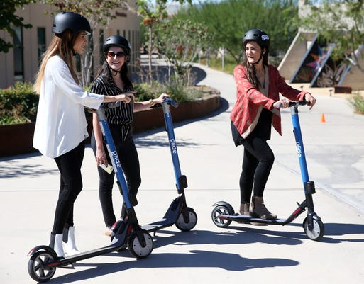 Main Glide Scooters