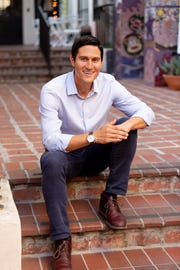 Kevin Clerici is running for District 1 in Ventura and is also head of the downtown business improvement district.