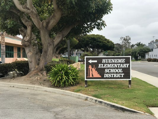#stock Hueneme School District