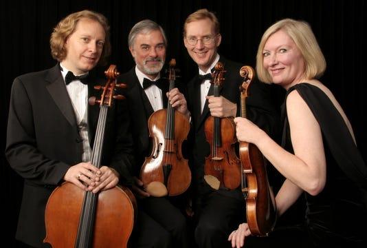 American String Quartet Credit Peter Schaaf