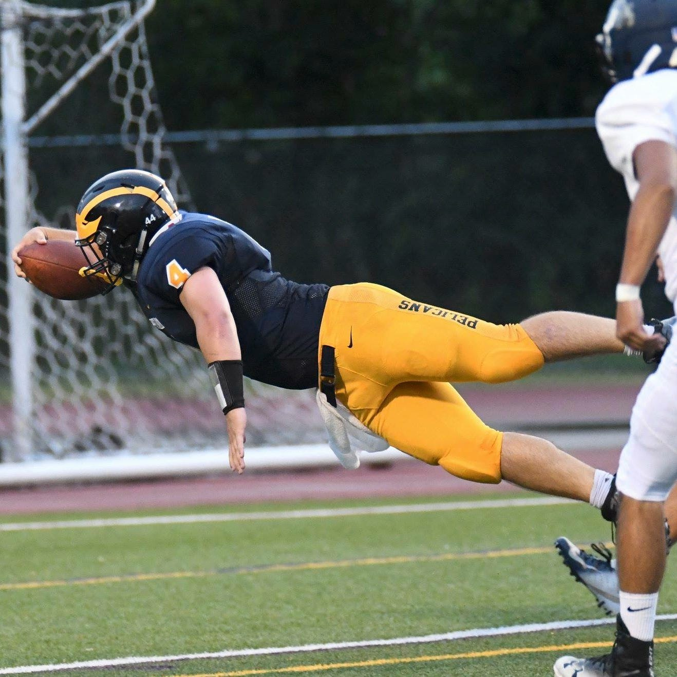 Football: 300-yard day earns Pelham's Kevin Coleman Player of the Week