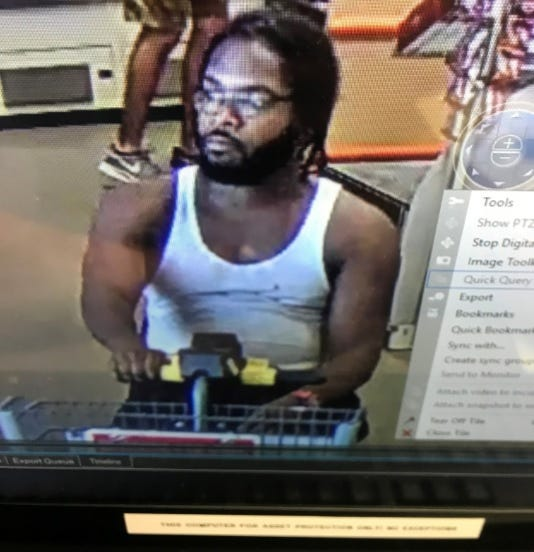 Home Depot Suspect1