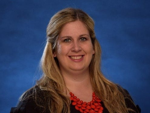 Appoquinimink — Sara Anderson, Cedar Lane Elementary, grade 5 inclusion