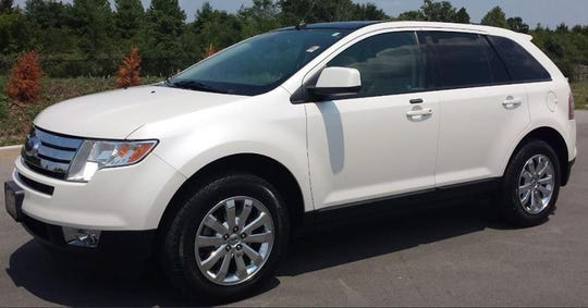 A Wilmington woman was struck and killed by a 2007-2011 Ford Edge SEL or Limited in Concord Township last week. The photo depicts a similar vehicle, not the actual SUV.