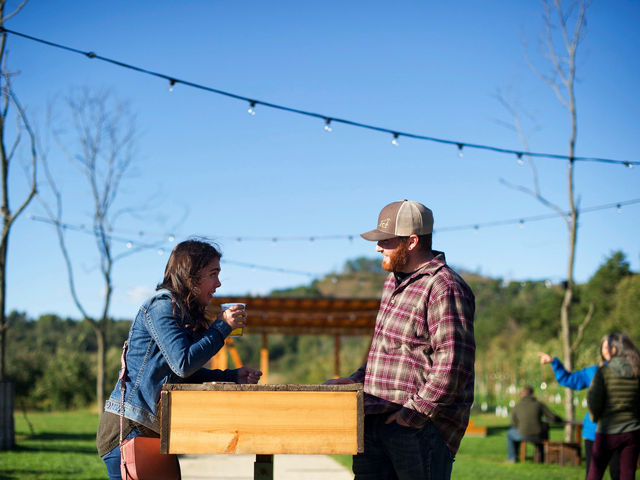 Wisconsin farm goes beyond just apples