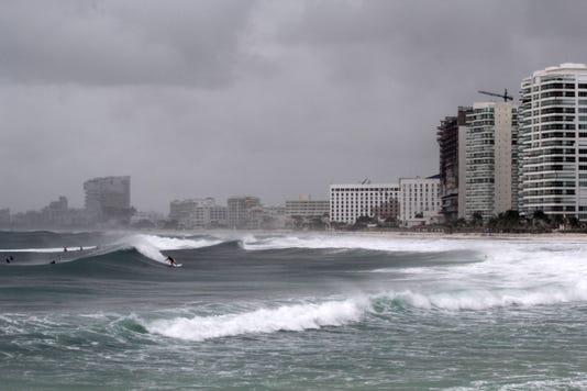 Epa Mexico Hurricane Atlantic Wea Weather Mex