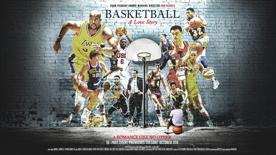 The 20-hour, 10-part documentary 'Basketball: A Love Story' covers stories from every level of the game.
