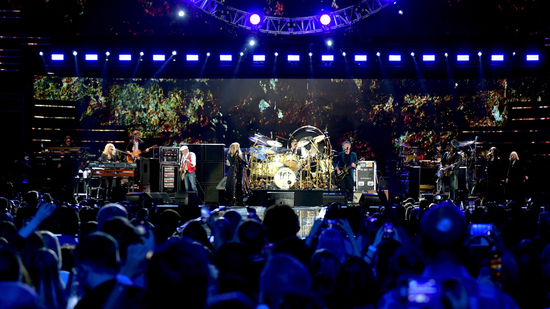 Def Leppard, Stevie Nicks among 2019 Rock Hall nominees