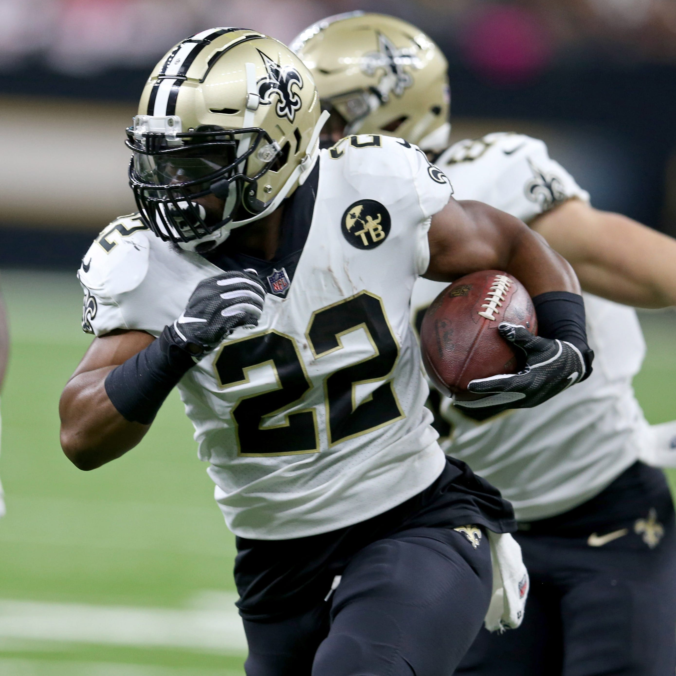 Mark Ingram is close to owning Saints rushing records