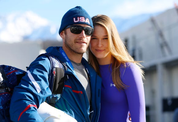 Almost four months after Bode Miller and wife Morgan lost their 19-month-old daughter Emeline Grier in a drowning accident, the couple gave birth to a son, reports People.