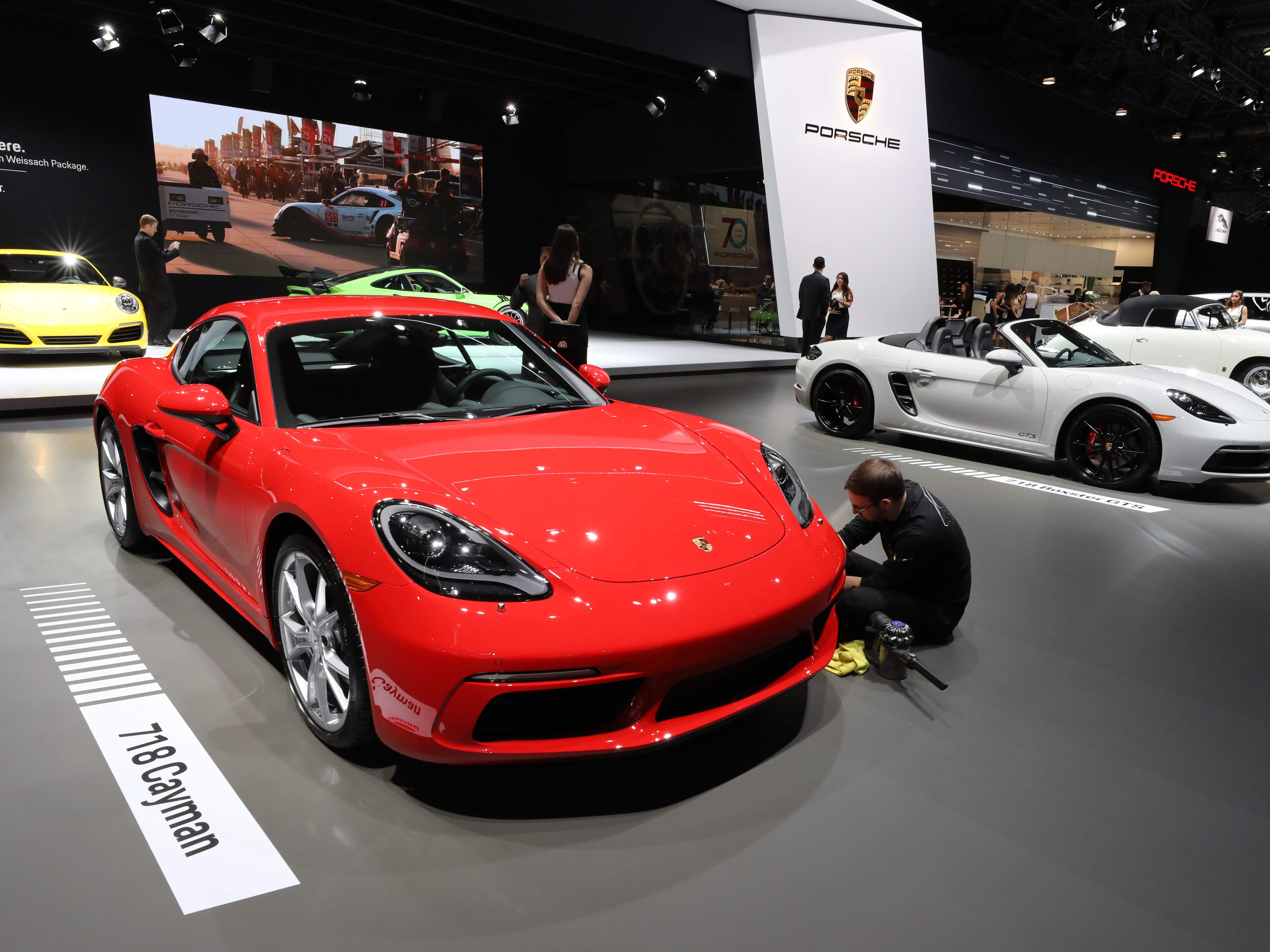 Another Volkswagen brand, Porsche, ranked in 52nd place at $11 billion, up 6 percent.