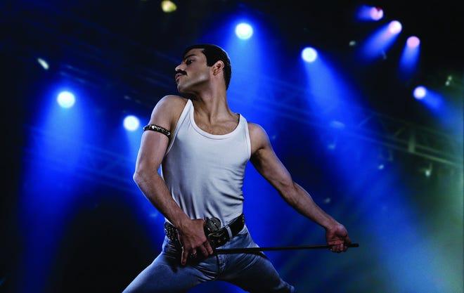 """Rami Malek is being praised for his performance as Freddie Mercury in biopic """"Bohemian Rhapsody."""""""