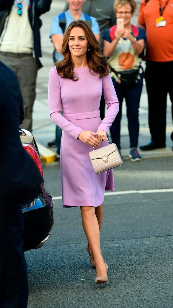Looking great, Kate!