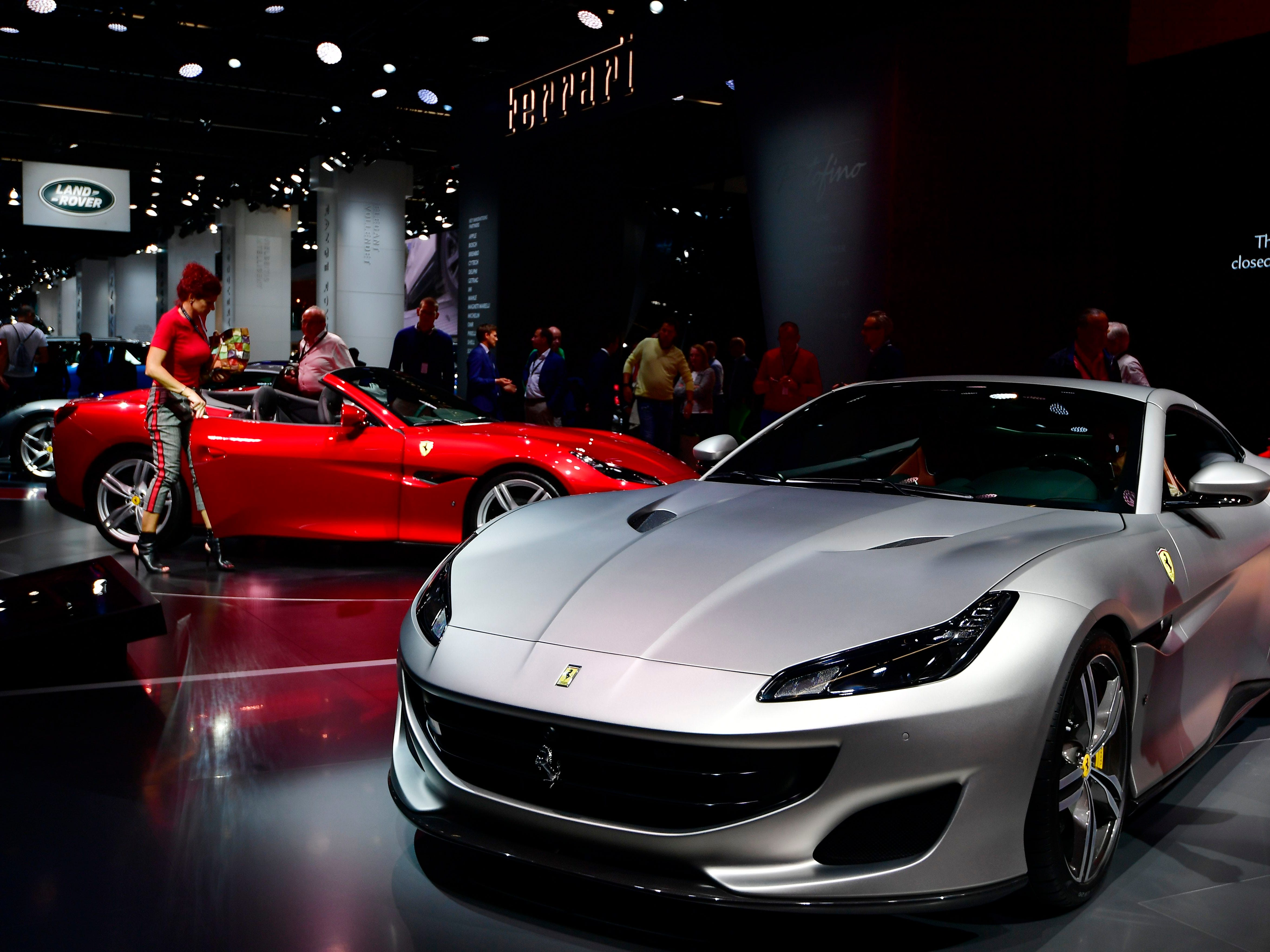 Specialty ultra-luxury car brand Ferrari ranked 80th at $6 billion, up 18 percent.