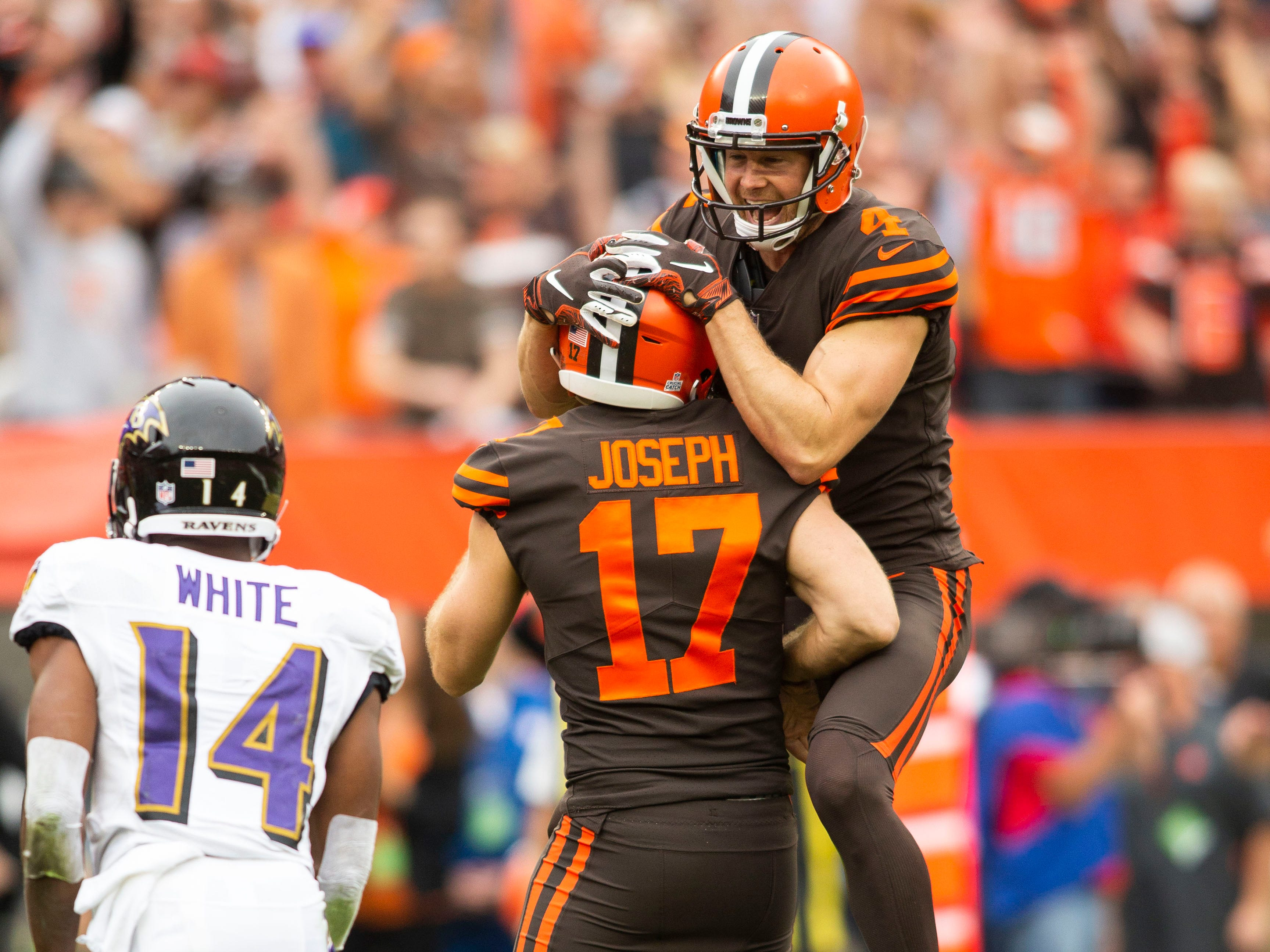 "14. Browns (24): Finally, a ""streak"" they don't want to break. Cleveland could extend run of consecutive wins at home over Chargers to three this Sunday."