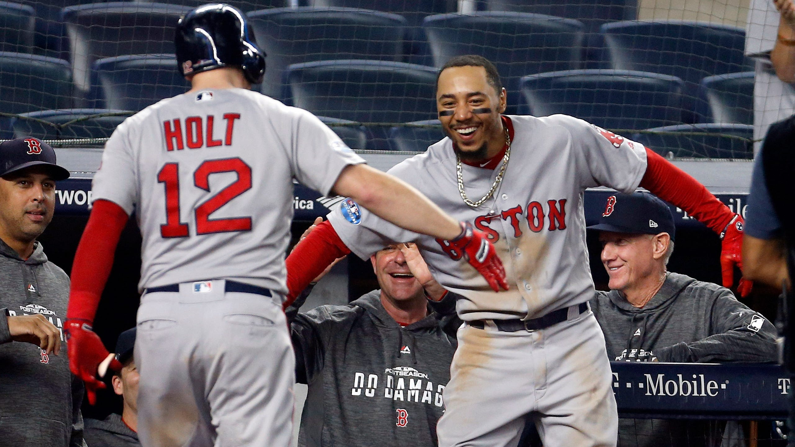 MLB playoffs: Eight crazy facts from Red Sox rout of Yankees