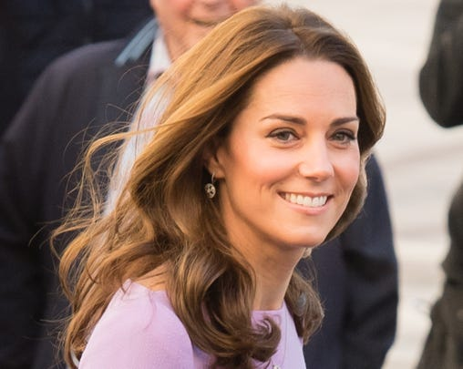 The beautiful dress that the Duchess Kate had worn twice.