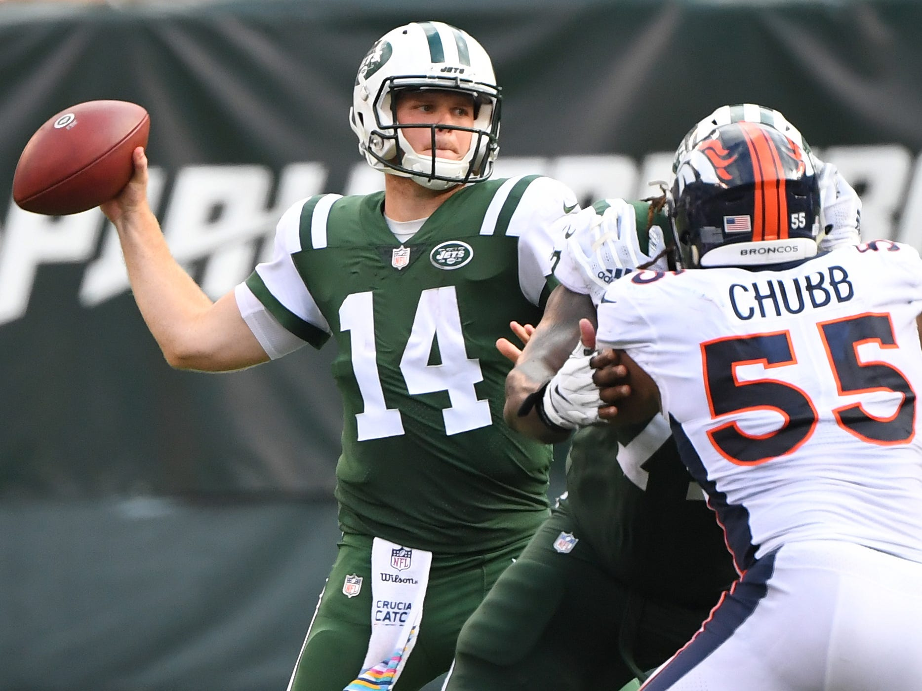 22. Jets (29): They churned out remarkable 323 rushing yards Sunday. Over first four weeks? They had just 352 yards – total – from the ground troops.