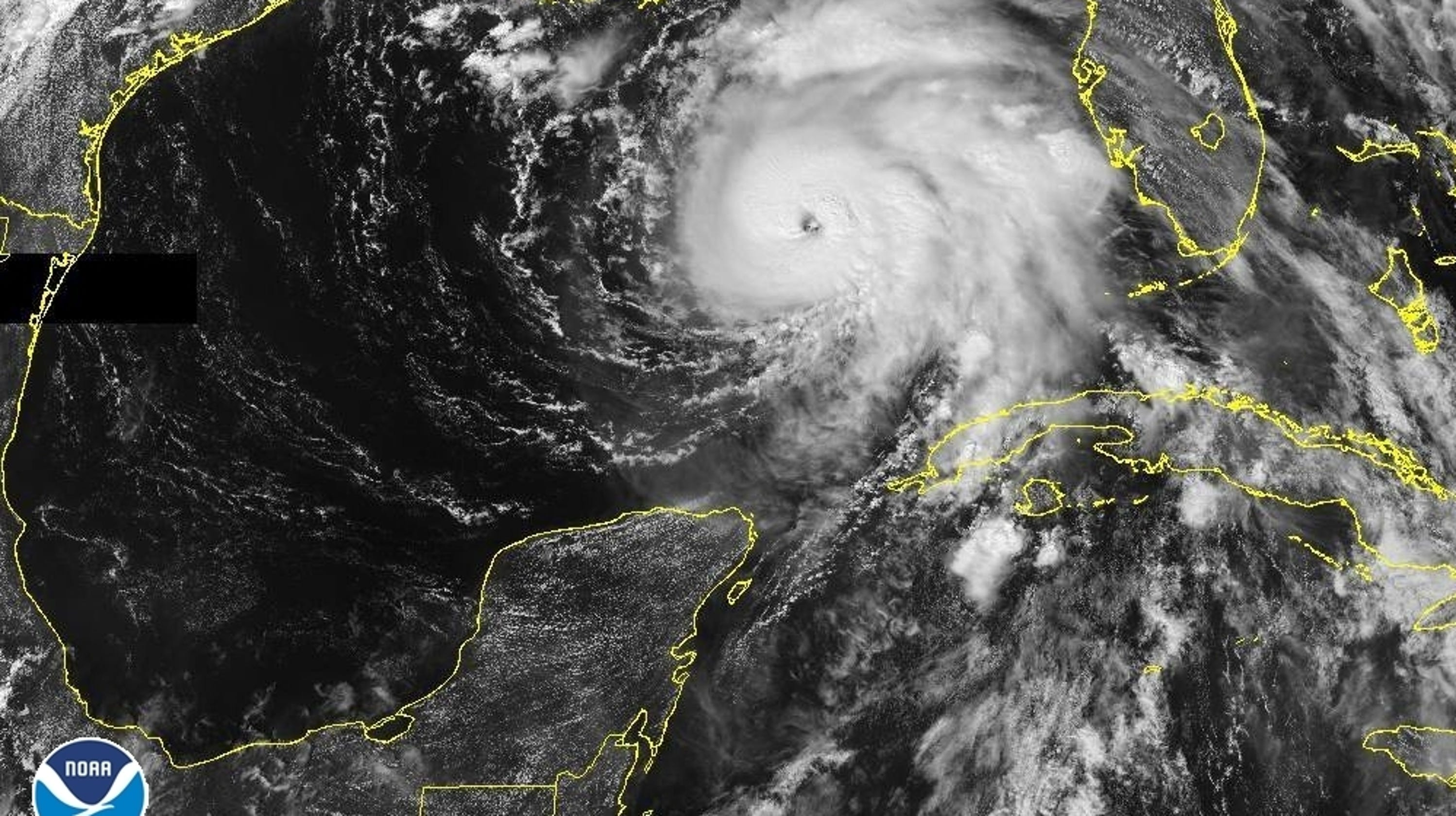 Hurricane Michael: A Category 4 in the making?
