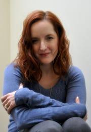 Author Rebecca Makkai.