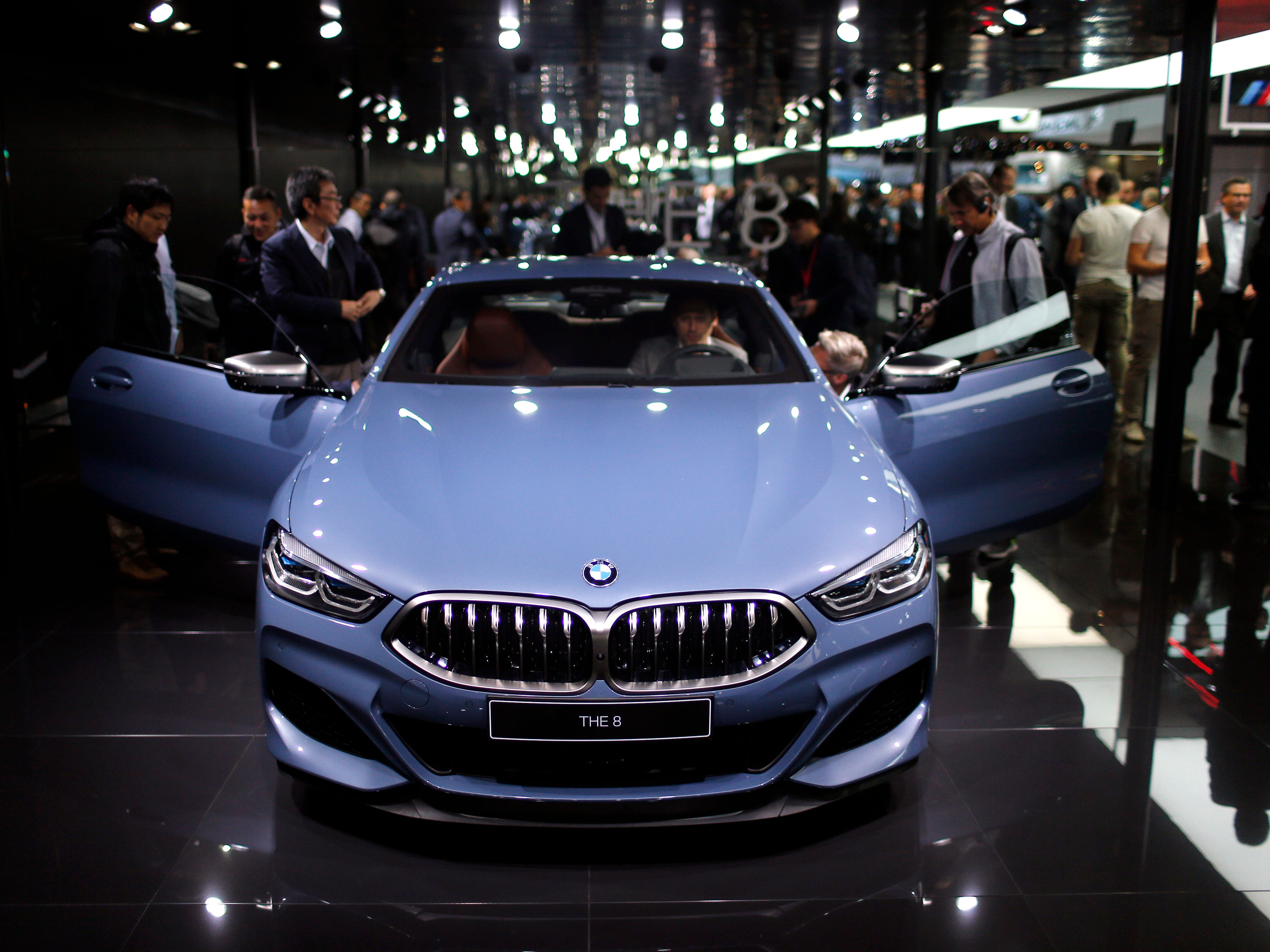 BMW ranked 13th, with a valuation of $41 billion, down 1 percent.