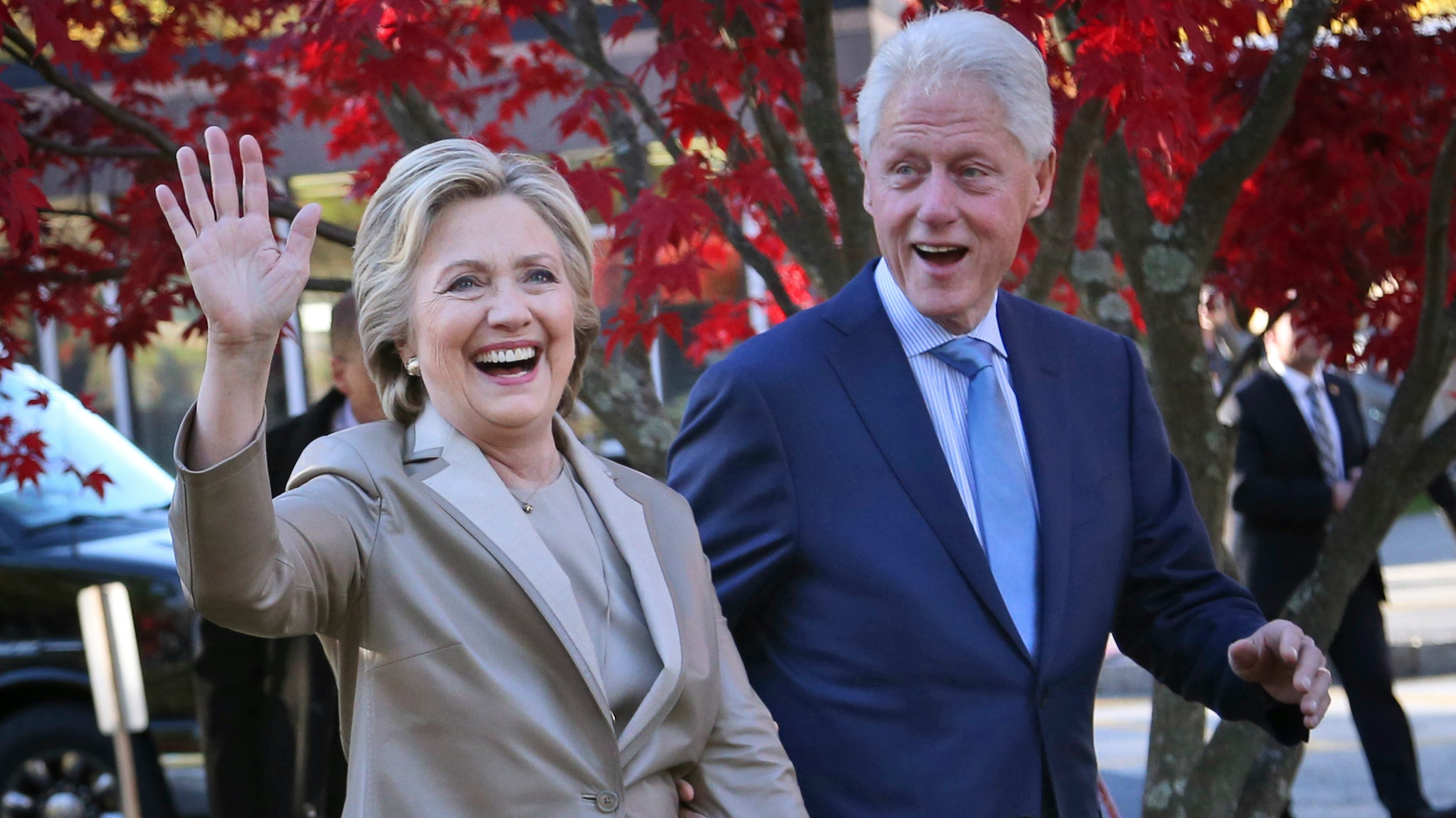 Image result for bill hillary clinton 2018 tour