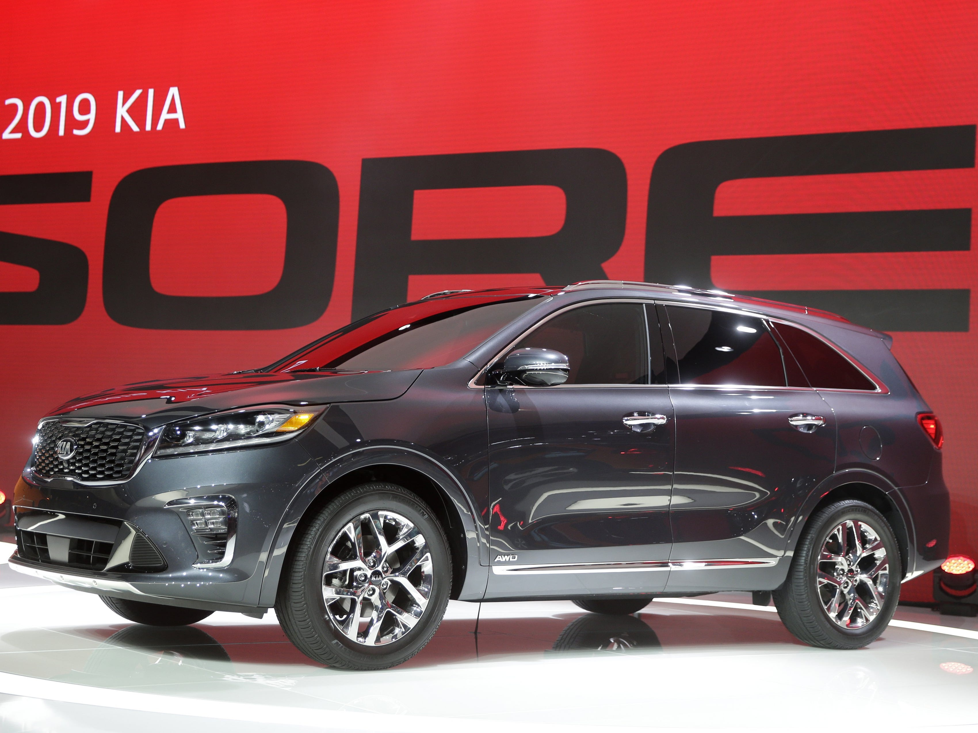 Well down the list at 71st, South Korea's Kia has a brand valuation of $7 billion, up 4 percent.