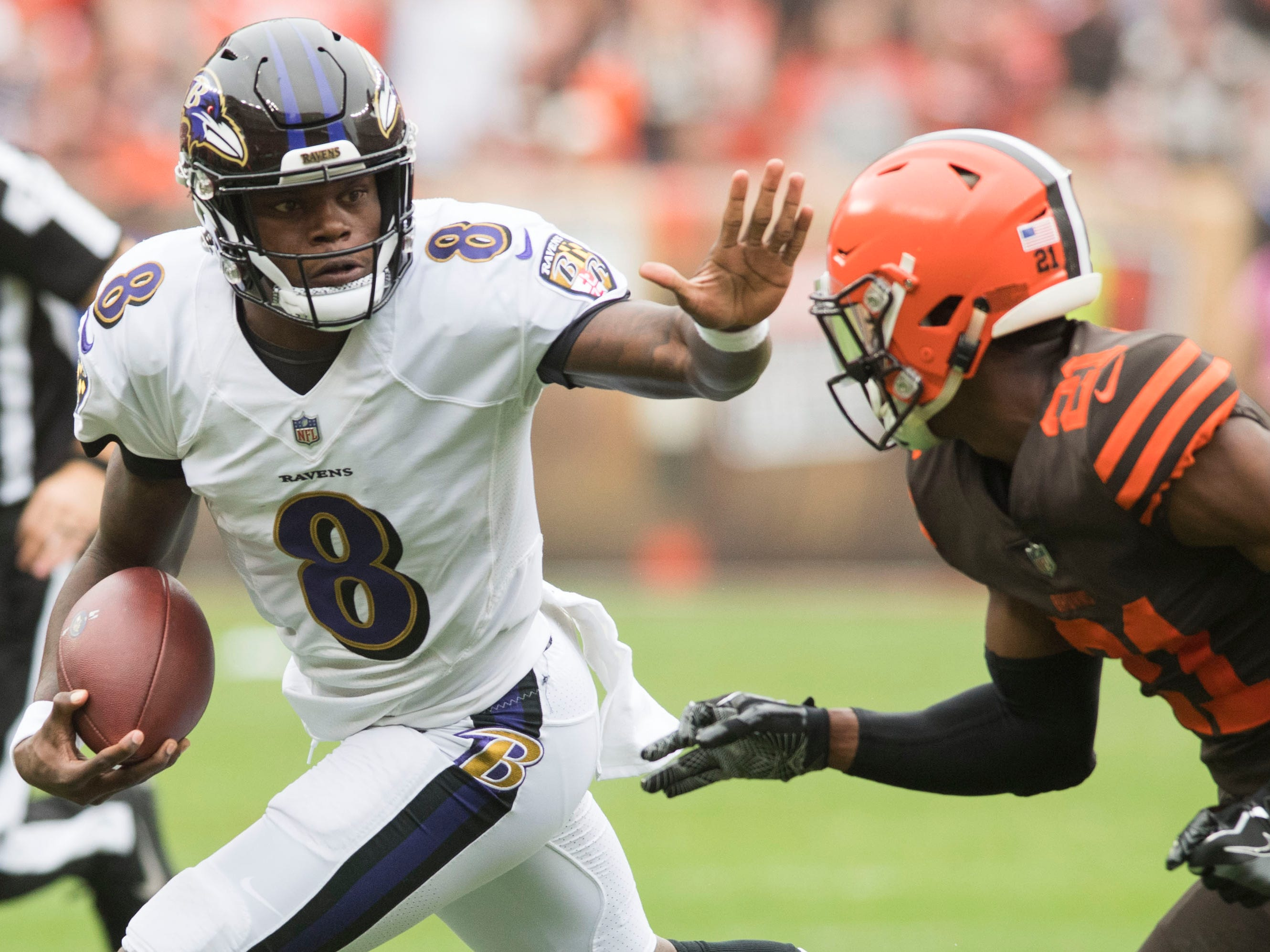 10. Ravens (9): Just us, or are these Lamar Jackson packages little more than a nuisance to Joe Flacco and unnecessary risk to future of the franchise?