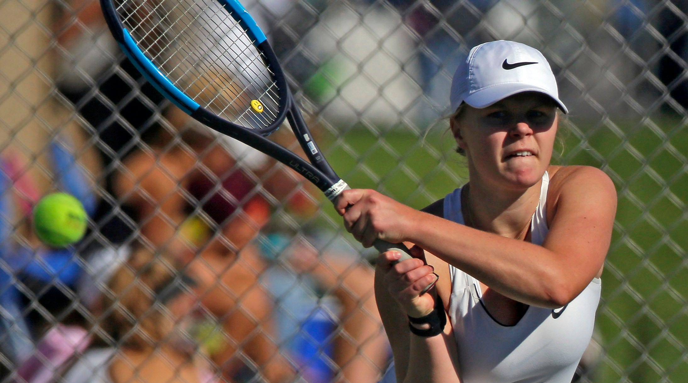 Xavier tennis players in good spots to make deep run at state