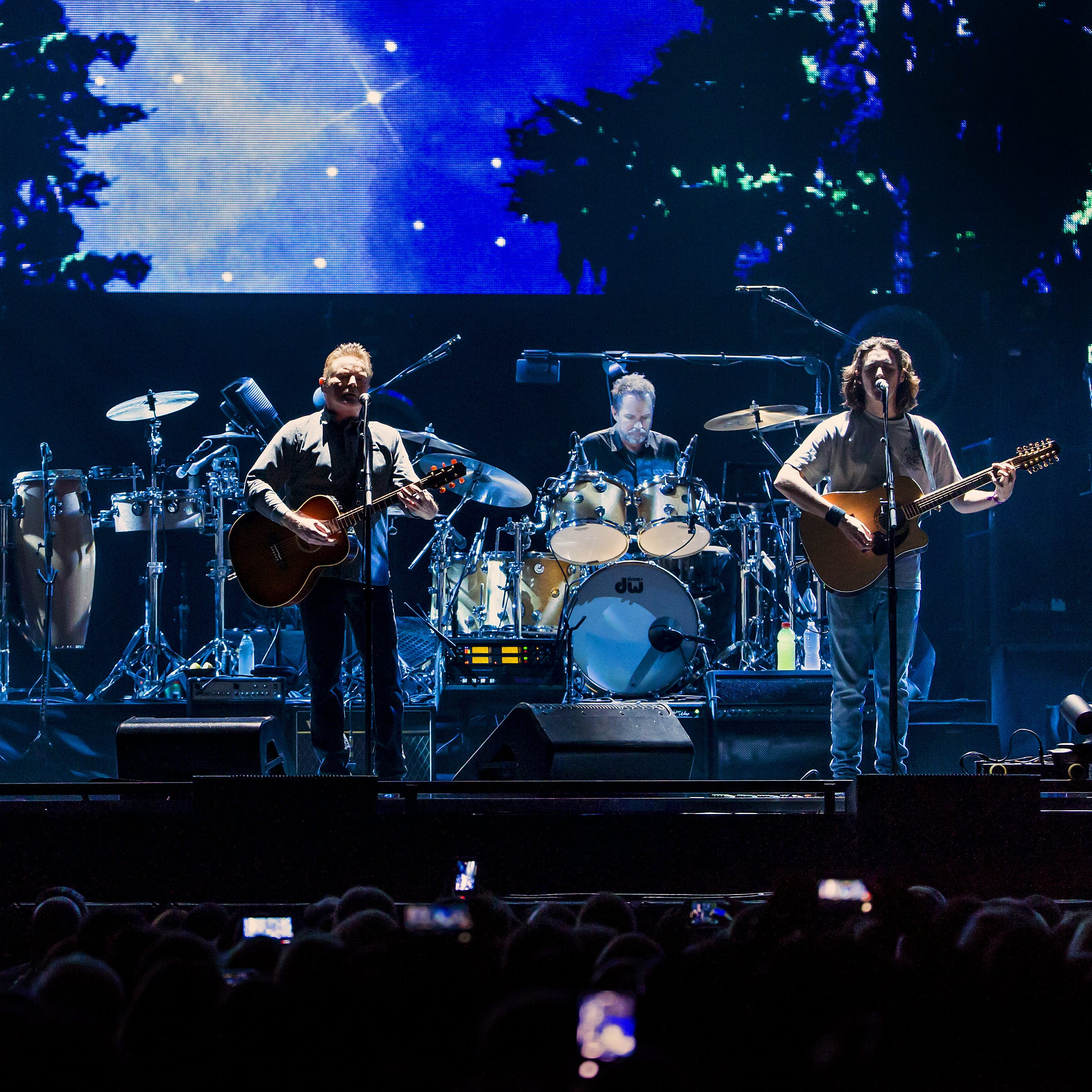 The Eagles tour: setlist, photos review from New York City