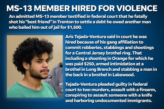Tejada-Ventura's sentencing is scheduled for February. His attorney didn't return a call seeking comment.