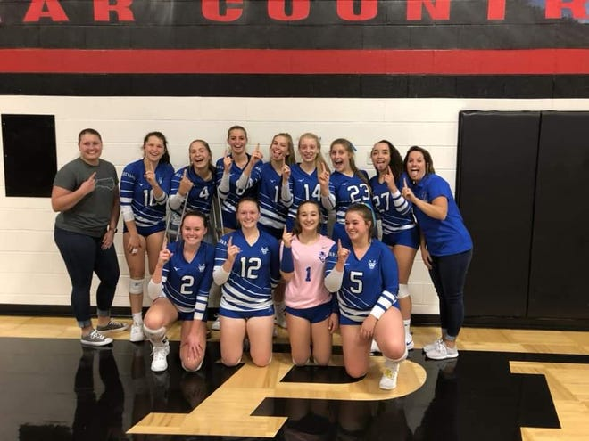 Brevard wrapped up the Mountain Six Conference title Tuesday night