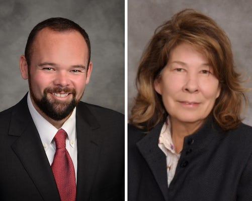 Marshall City Candidates