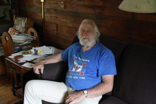 Dick Andrus is the founder of Binghamton University's Environmental Studies Program.