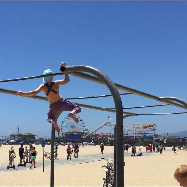 Gallery: See how Vestal teen ninja trains around the U.S.