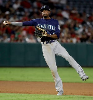 The Mariners moved Dee Gordon to the outfield to start the 2018 season, then asked him to return to the infield after Robinson Cano was suspended. The team plans to settle Gordon at a permanent defensive position for the 2019 season.