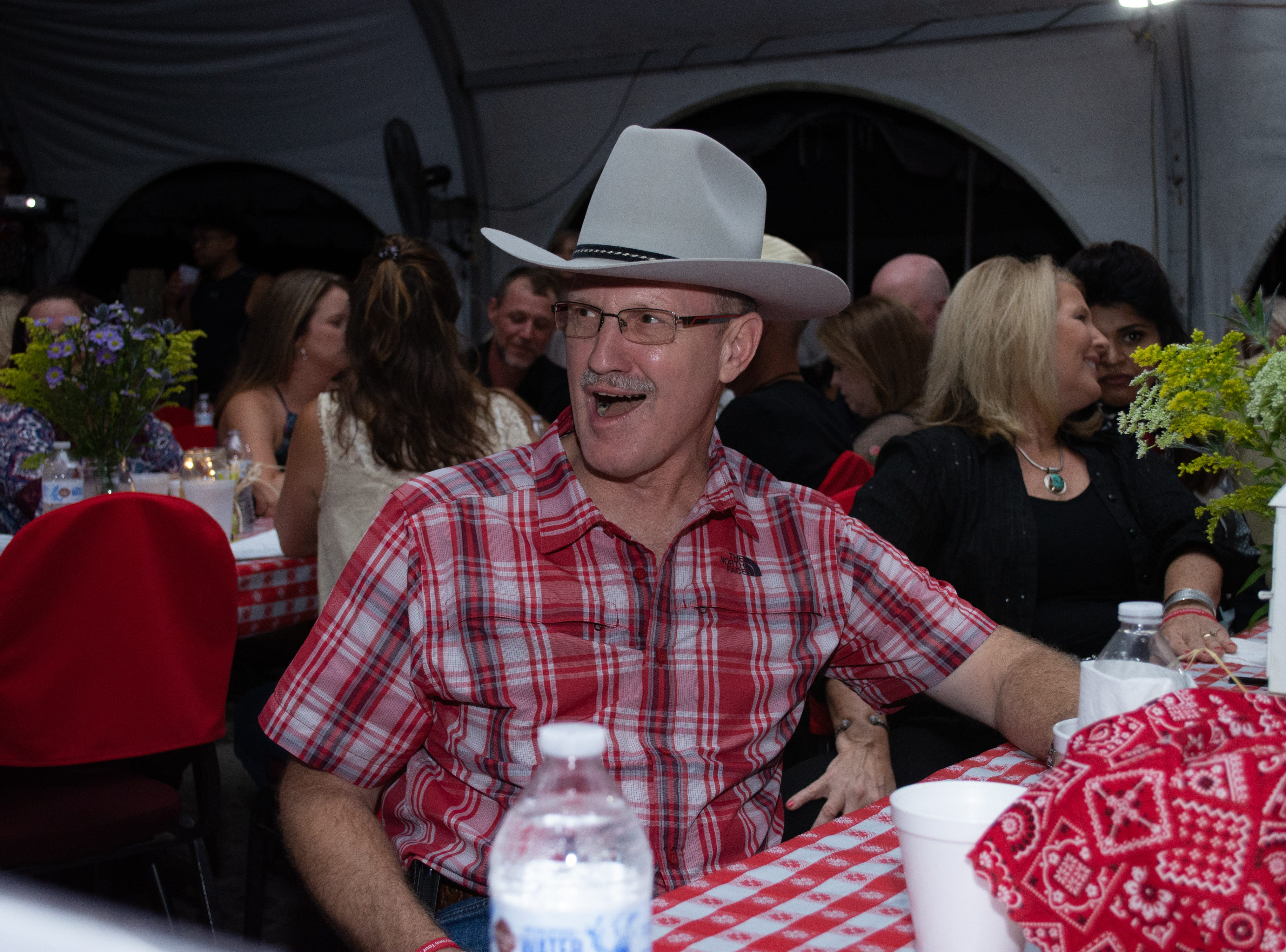 Photos from the second annual Boots and Bandits fundraiser at Shuler's in Titusville raising money for the Woman's Center. Arron Lampkin/For FLORIDA TODAY