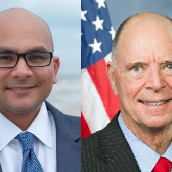 FLORIDA TODAY holds election forum with U.S. Rep. Bill Posey and Sanjay Patel