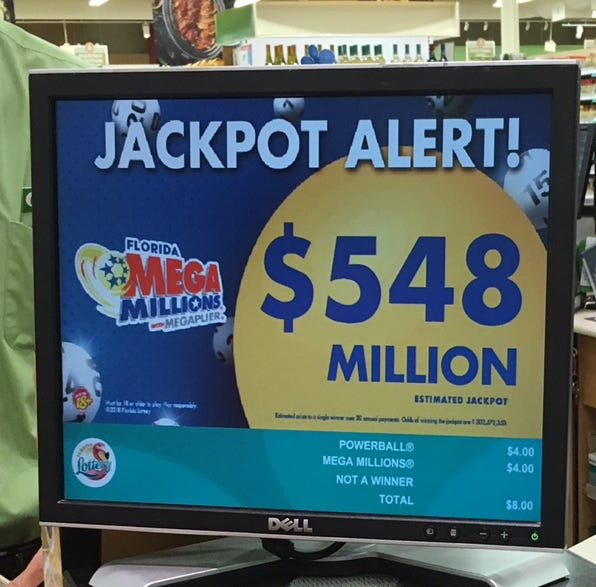 You just won the $548 million Mega Millions jackpot: Can you claim it anonymously?