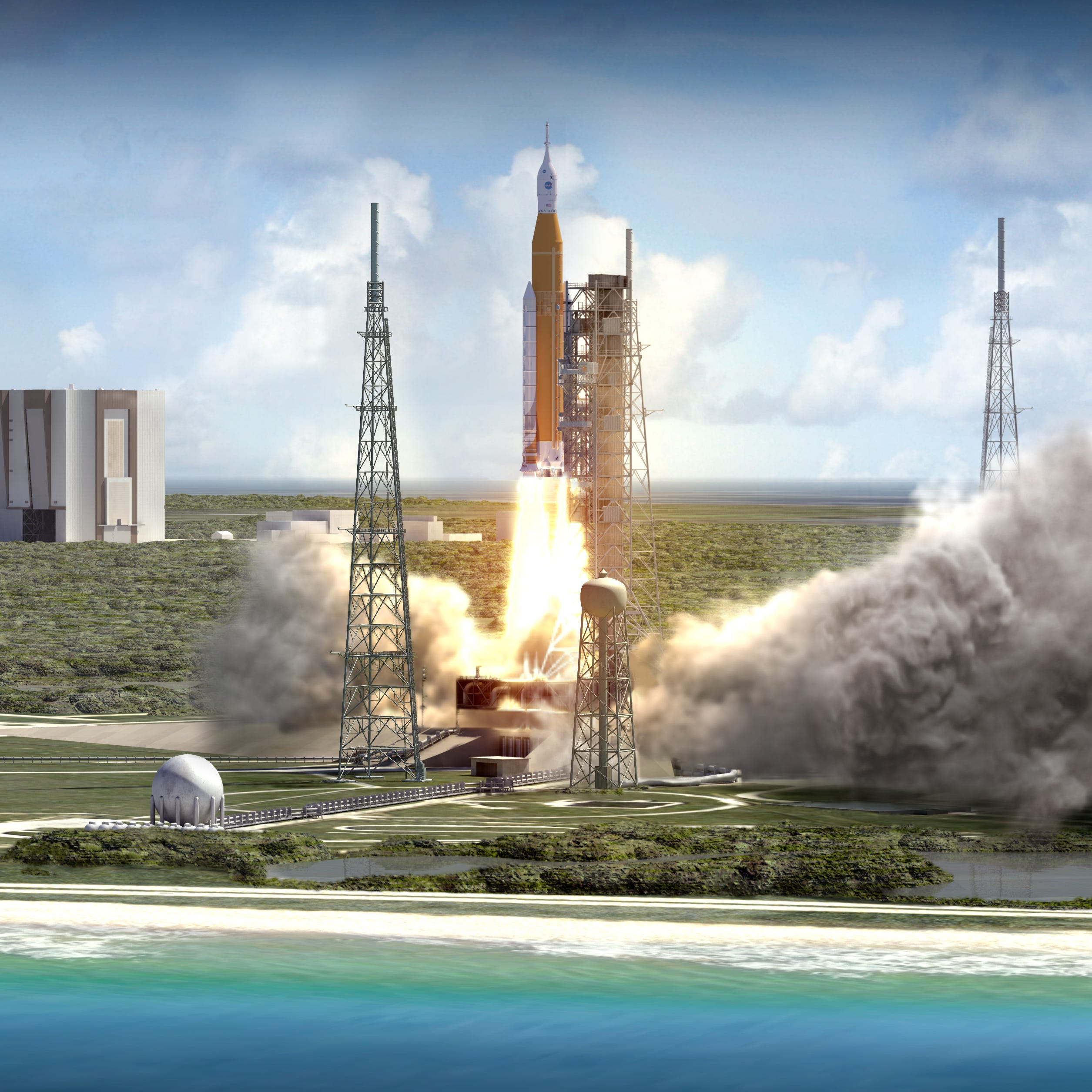 Scathing NASA report blasts SLS rocket and Boeing overruns; first launch likely to be delayed