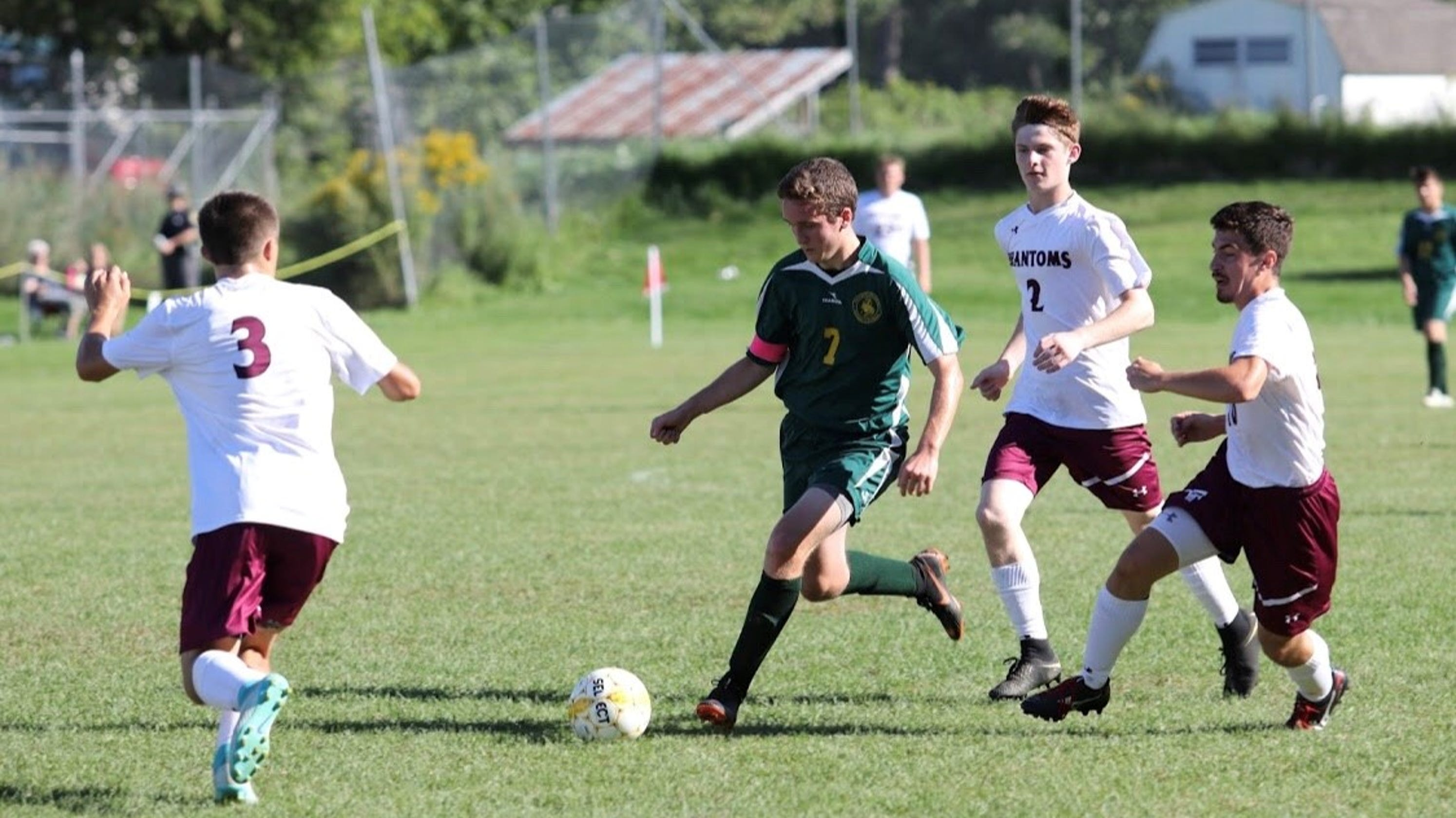 West Rutlands Maxham Sets Vermont Soccer Goal Scoring Record