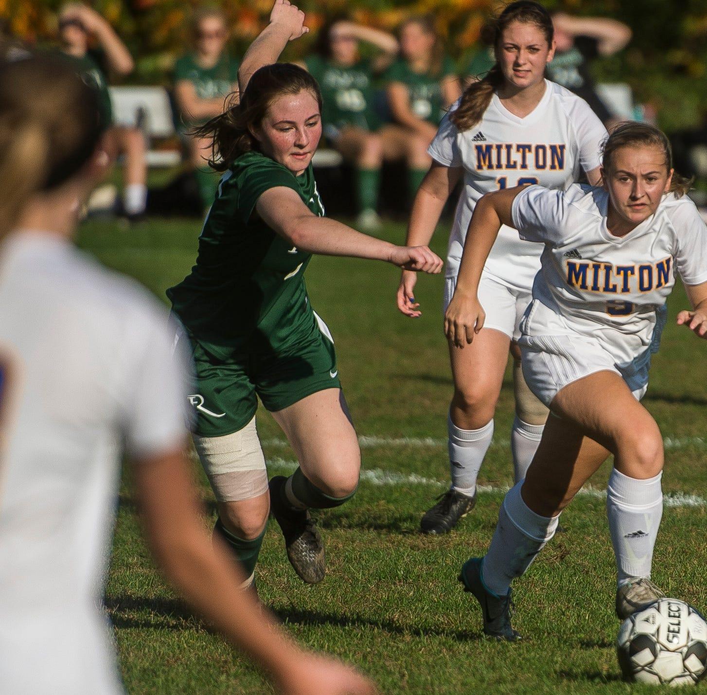Vermont girls soccer: Varsity Insider Week 5 power rankings