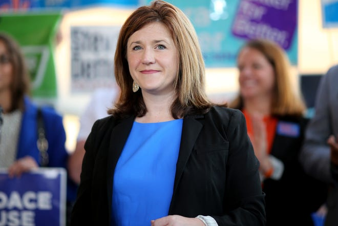 Jill Schiller is the Democratic nominee running for Hamilton County treasurer.