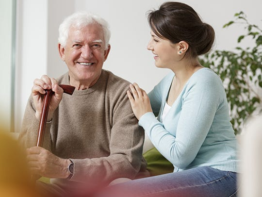 Hospice care must be provided by a licensed hospice organization but can be provided at any place of a patient's (or the family's) choosing.